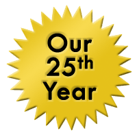 Our 25th year